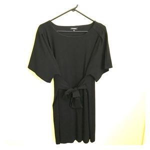 LIKE NEW! Wrap stretch dress!
